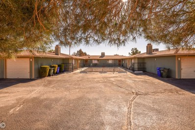 15861 Serrano Road, Apple Valley, CA 92307 - MLS#: 495613