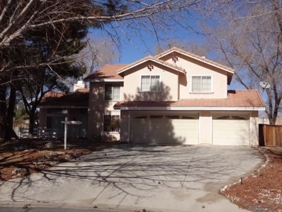 22606 Cuyama Court, Apple Valley, CA 92307 - MLS#: 495779