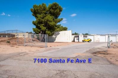 7100 Santa Fe Avenue E, Hesperia, CA 92345 - MLS#: 495801