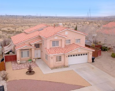 17098 Jurassic Place, Victorville, CA 92394 - MLS#: 495898