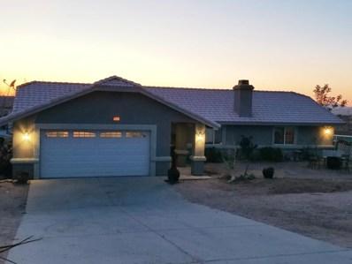 9626 Bonita Vista Street, Apple Valley, CA 92308 - MLS#: 496120