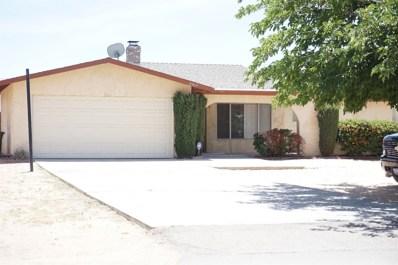 20825 Teton Road, Apple Valley, CA 92308 - MLS#: 496145