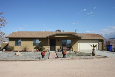 10985 Blackfoot Road, Apple Valley, CA 92308 - MLS#: 496187