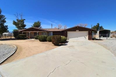 18280 Hiawatha Road, Apple Valley, CA 92307 - MLS#: 496458