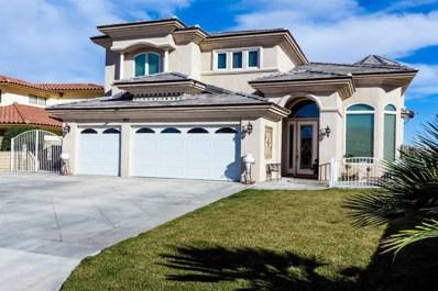 18039 Mariner Drive, Victorville, CA 92395 - MLS#: 496503