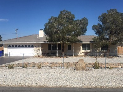 10675 Jamul Road, Apple Valley, CA 92308 - MLS#: 496508