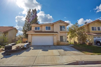 17197 Cambria Avenue, Fontana, CA 92336 - MLS#: 496596