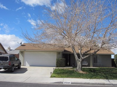14998 Highlander Drive, Victorville, CA 92394 - MLS#: 496634