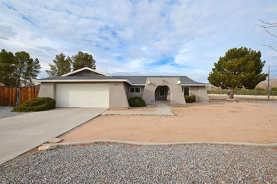 20084 Red Feather Road, Apple Valley, CA 92307 - MLS#: 496638