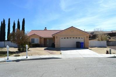 13037 Billings Court, Victorville, CA 92395 - MLS#: 496651