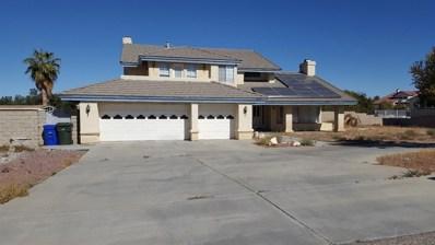 19330 Seneca Road, Apple Valley, CA 92307 - MLS#: 496692