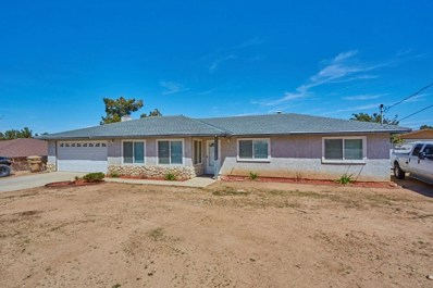 7385 Hastings Avenue, Hesperia, CA 92345 - MLS#: 496739