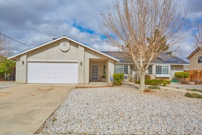 17106 Forest Hills Drive, Victorville, CA 92395 - MLS#: 496919