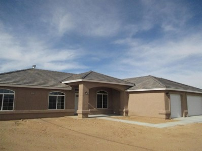 11372 Eleventh Avenue, Hesperia, CA 92345 - MLS#: 497127