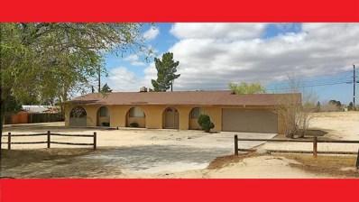15440 Pohez Road, Apple Valley, CA 92307 - MLS#: 497472