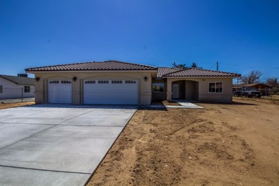 14973 Coalinga Road, Victorville, CA 92392 - MLS#: 497493