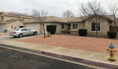 14385 Ponderosa Ranch Road, Victorville, CA 92392 - MLS#: 497511