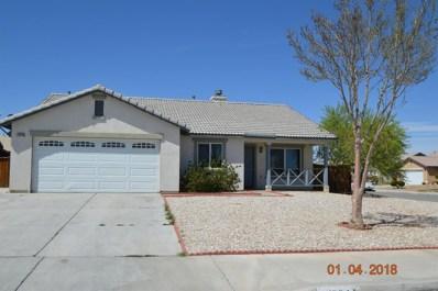 15044 Carrolton Street, Adelanto, CA 92301 - MLS#: 497830