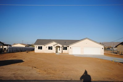 7379 Kenyon Avenue, Hesperia, CA 92345 - MLS#: 497846