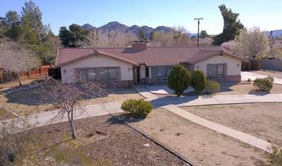 18576 Cocqui Road, Apple Valley, CA 92307 - MLS#: 498000