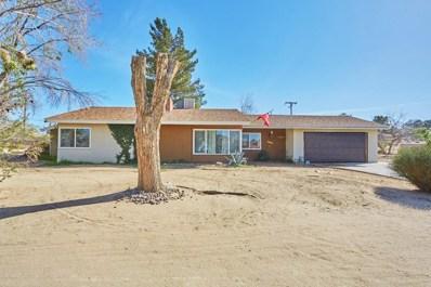 18853 Symeron Road, Apple Valley, CA 92307 - MLS#: 498273