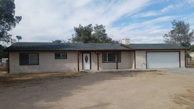 19248 Vine Street, Hesperia, CA 92345 - MLS#: 498409