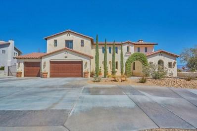 16343 Ridge View Drive, Apple Valley, CA 92307 - MLS#: 498418