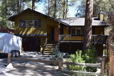 1576 Twin Lakes Road, Wrightwood, CA 92397 - MLS#: 498450