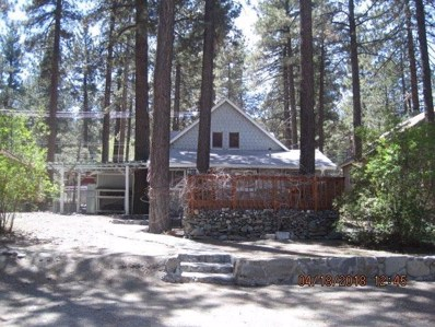 1329 Helen Street, Wrightwood, CA 92397 - MLS#: 498485