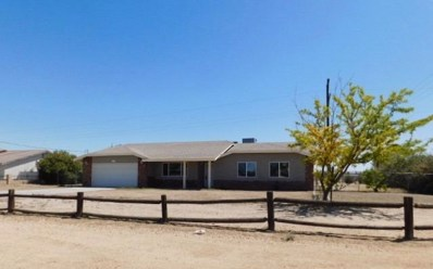 11117 Mohawk Road, Apple Valley, CA 92308 - MLS#: 498591
