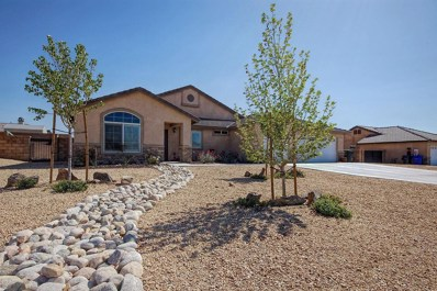 17799 Cabazon Road, Apple Valley, CA 92307 - #: 498725