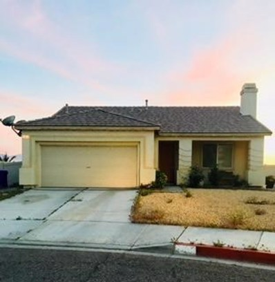 11709 Cool Water Street, Adelanto, CA 92301 - MLS#: 498737