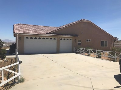 9145 Loma Vista Road, Apple Valley, CA 92308 - MLS#: 498817
