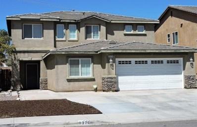 9376 Fieldstone Avenue, Hesperia, CA 92345 - MLS#: 498898