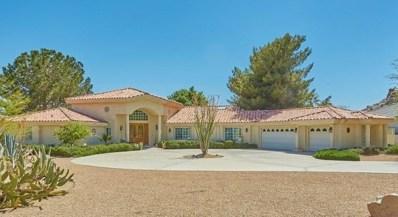 17645 Ridge View Court, Apple Valley, CA 92307 - MLS#: 498932