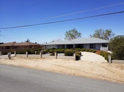 18516 Plumas Street, Hesperia, CA 92345 - MLS#: 499077