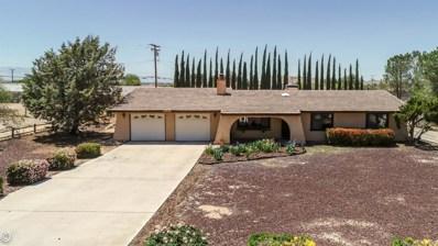 15650 Pohez Road, Apple Valley, CA 92307 - MLS#: 499080