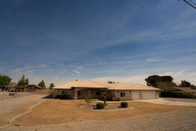 15348 Ranchero Road, Hesperia, CA 92345 - MLS#: 499180
