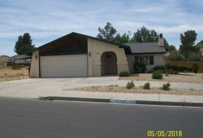 14182 Brentwood Drive, Victorville, CA 92395 - MLS#: 499221