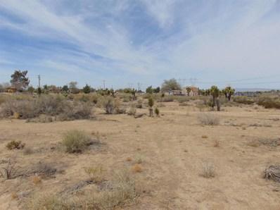 0 Yucca Terrace Drive, Phelan, CA 92371 - MLS#: 499240