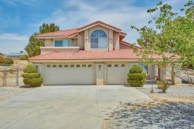 16854 Winona Street, Victorville, CA 92395 - MLS#: 499415