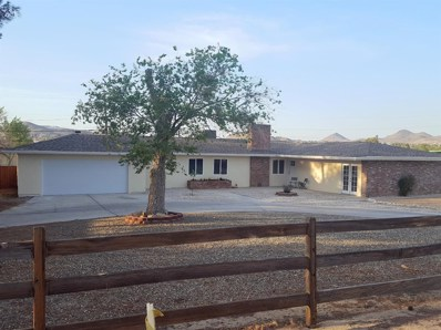 18368 Owatonna Road, Apple Valley, CA 92307 - MLS#: 499439