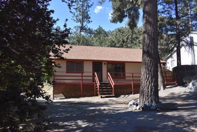 1777 Sparrow Road, Wrightwood, CA 92397 - MLS#: 499562