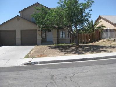 1108 Teton Drive, Barstow, CA 92311 - MLS#: 499575