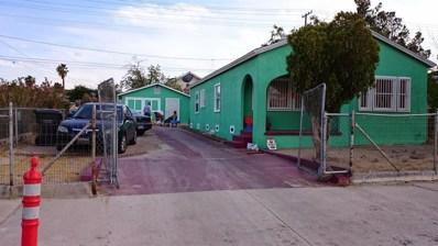 128 W Williams Street, Barstow, CA 92311 - MLS#: 499793