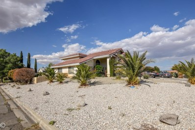 18560 Kalin Ranch Road, Victorville, CA 92392 - MLS#: 499877