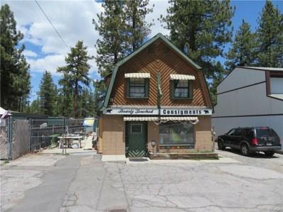 41592 Big Bear Boulevard, Big Bear Lake, CA 92315 - MLS#: 500068