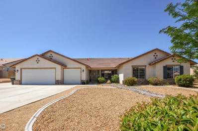 19649 Powhatan Road, Apple Valley, CA 92308 - MLS#: 500081