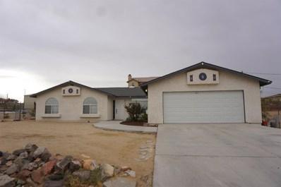 27945 Azurite Road, Barstow, CA 92311 - MLS#: 500207