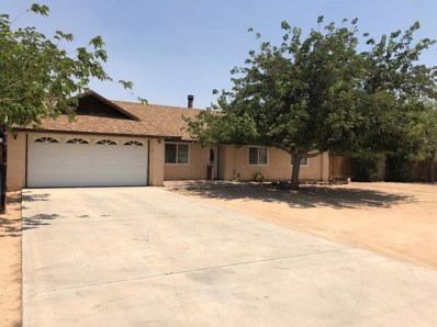 22684 Little Beaver Road, Apple Valley, CA 92308 - MLS#: 500211
